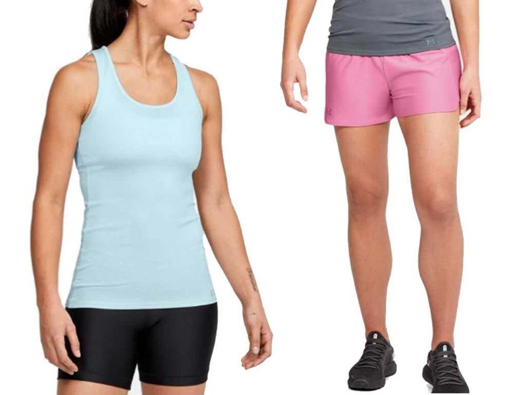 Under Armour Women's Victory Tank