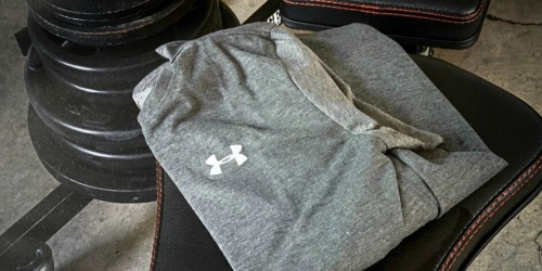 Adidas & Under Armour Men's Sweatshirts & Pullovers as Low as $14.97 Shipped on Costco.com