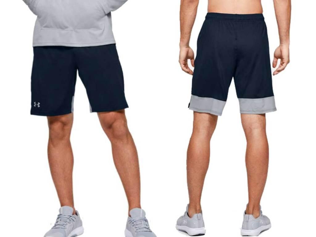 UA Men's Stretch Train Shorts