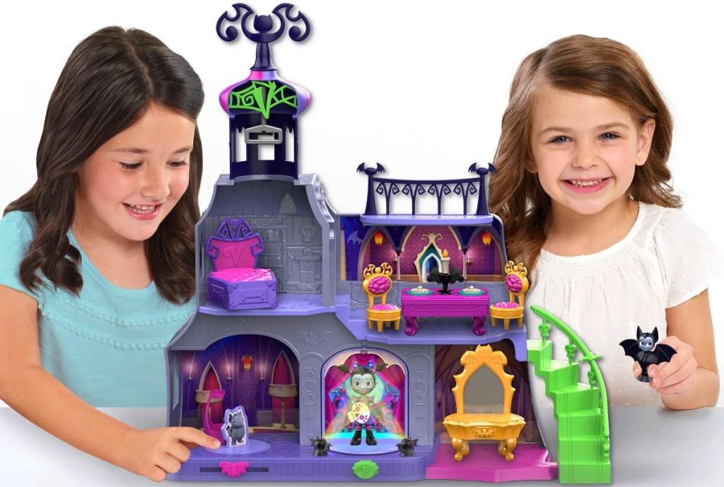 vampirina Castle