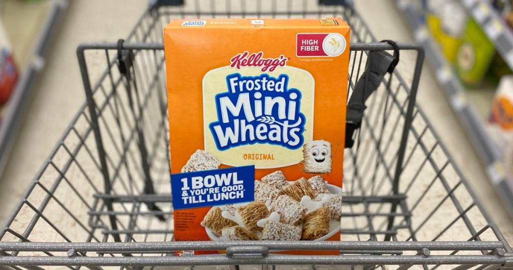 walgreens cereal