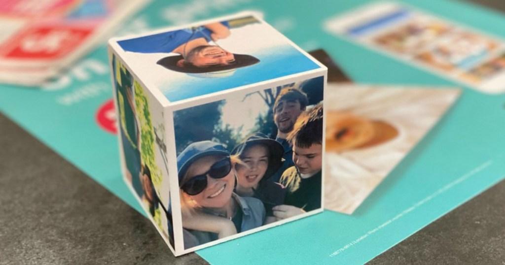 walgreens photo cubes