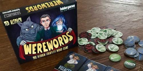 Werewords Board Game Just $7.99 on Amazon (Regularly $20)