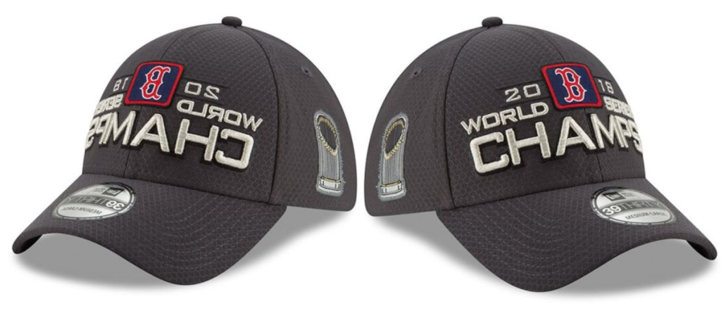 world series hat