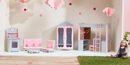 Up to 65% Off Doll Accessories + FREE Shipping on Overstock.com   Fits American Girl, Our Generation & More