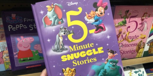 5 Minute Stories as Low as $4 on Amazon (Regularly $13) | Disney, Marvel & More