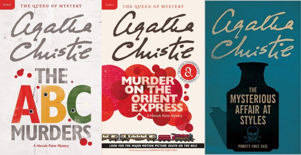 Agatha Christie kindle Books