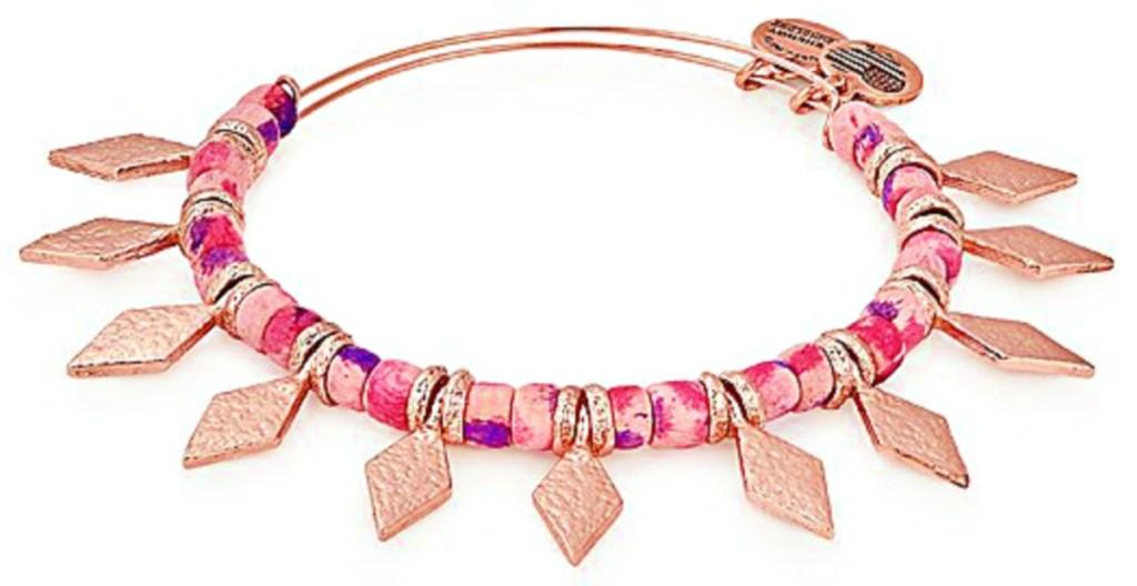 Alex and Ani Spearhead Adjustable Bracelet