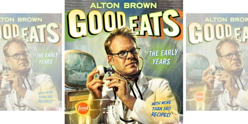 Good Eats: The Early Years eBook by Alton Brown Just $2.99 (Regularly $20)