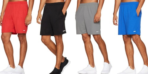 These Amazon Essentials Men's Shorts Have Over 2,000 5-Star Reviews & Are Just $9 Per Pair