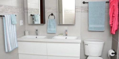 AmazonBasics 5-Piece Bathroom Sets Only $30 Shipped