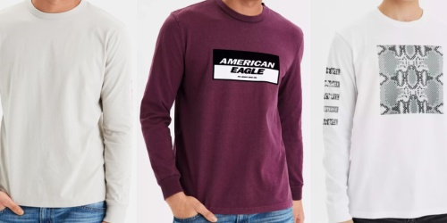 Up to 80% Off American Eagle Men's Apparel, Shoes & Accessories