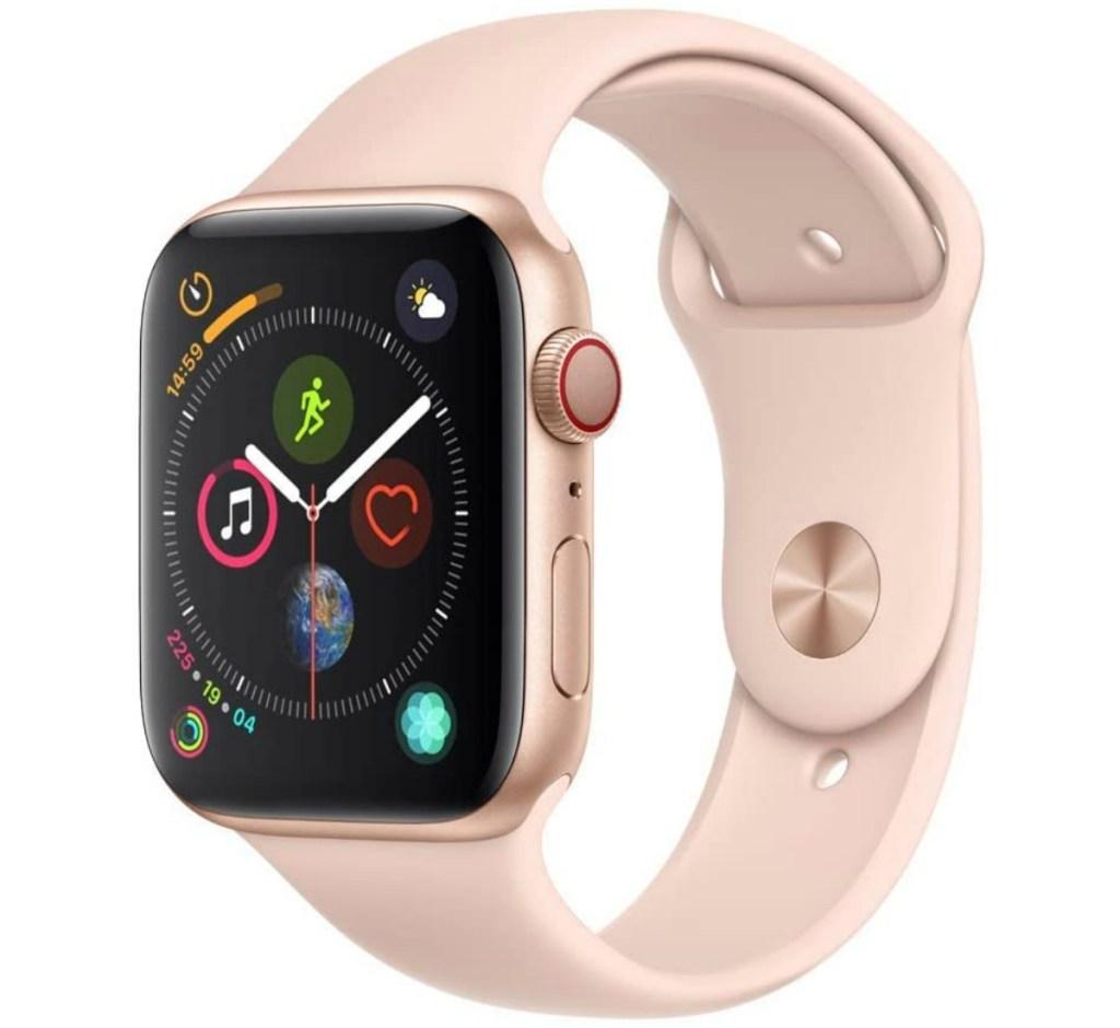 pink apple watch