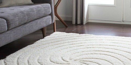 LARGE Area Rugs as Low as $44.99 on Zulily (Regularly $315)
