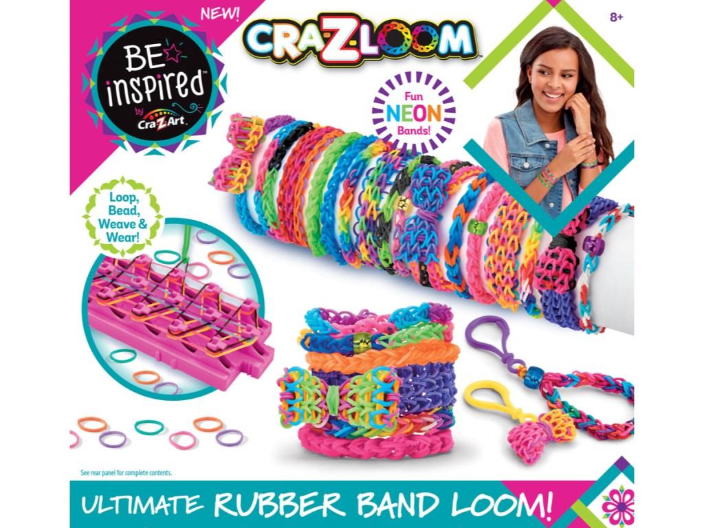 Cra-z-art loom kit