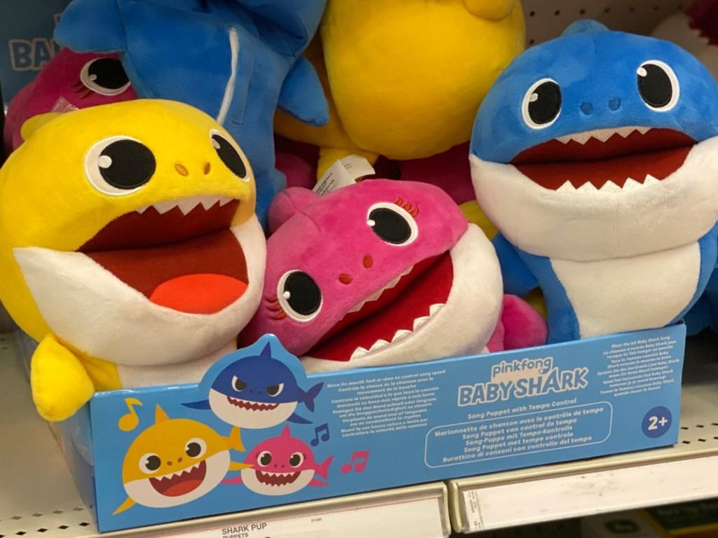 Baby sharks