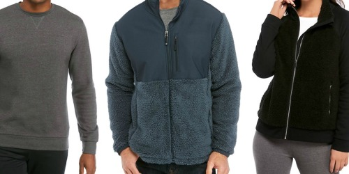 Jackets & Pullovers Only $9 on Belk.com
