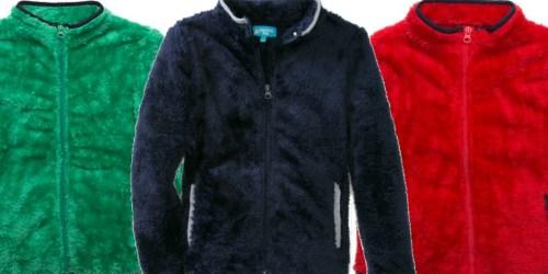 Little Boy's Fleece Jacket Only $4 on Belk.com (Regularly $30)