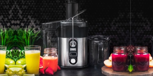 Bella Pro Series Juice Extractor Only $49.99 Shipped on Best Buy (Regularly $100)