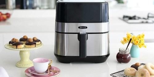 Bella Pro Series 5.3-Quart Digital Air Fryer Just $69.99 Shipped on Amazon