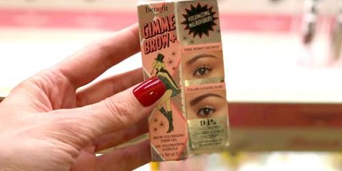 Benefit Cosmetics Brow Volumizing Gel Only $12 Shipped on Sephora.com (Regularly $24)