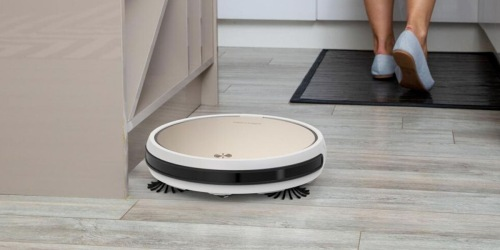 bObsweep Pro Robotic Vacuum Only $151.99 Shipped (Regularly $400) + Get $30 Kohl's Cash