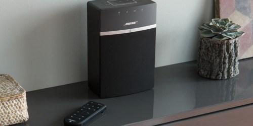 Bose SoundTouch 10 Wireless Speaker Only $99.99 Shipped on BestBuy.com (Regularly $200)