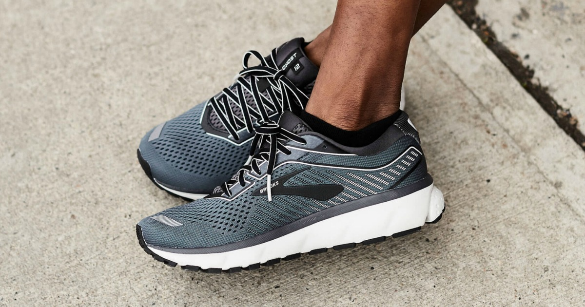 Brooks Ghost Running Shoes Only $77.99