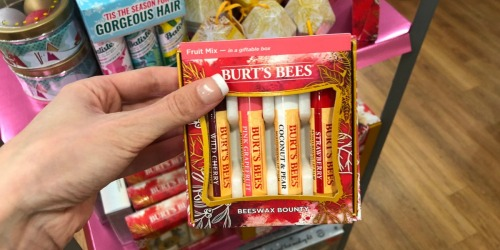 Burt's Bees Lip Balm Gift Set Just $6.59 Shipped | Great for Easter Baskets