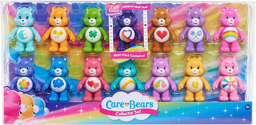 large pack of Care Bears