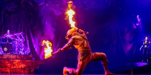 Enjoy FREE Cirque du Soleil Performances at Home