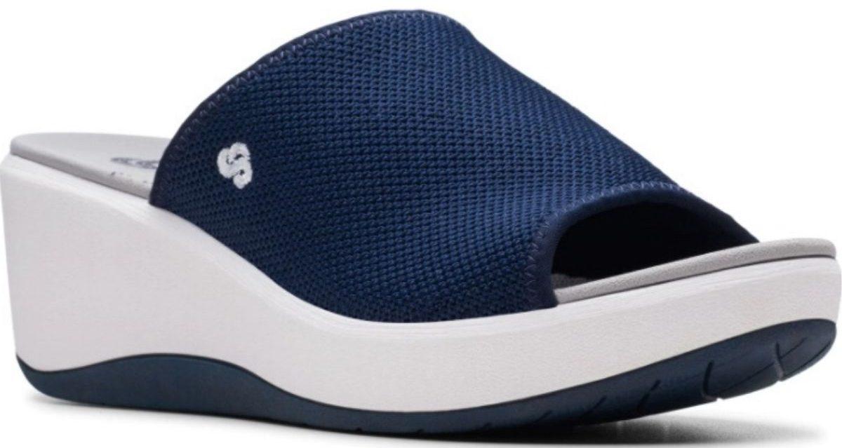 women mule type sneakers