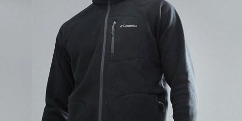 Columbia Men's Full-Zip Fleece Only $19.99 Shipped (Regularly $50)