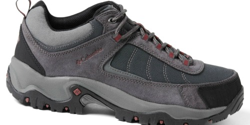 Columbia Men's Hiking Shoes Only $39.73 Shipped (Regularly $80)