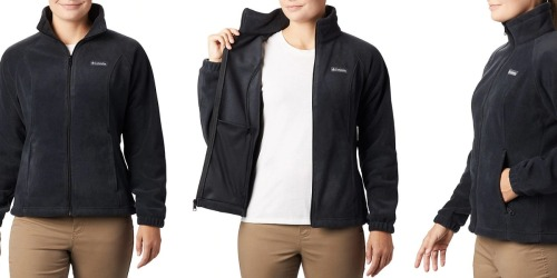 Columbia Women's Jacket Only $14.98 Shipped (Regularly $40)