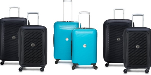 Delsey 2-Piece Nest Luggage Sets Only $37.50 Shipped (Regularly $150)