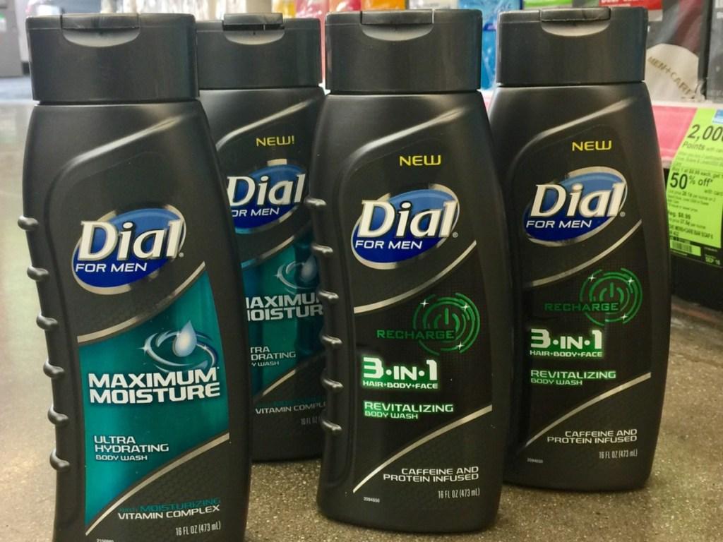 Dial Men's Body Wash