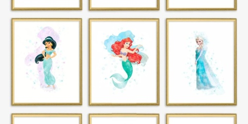 Kids Art Prints ALL Sizes as Low as $5.23 Shipped (Regularly $13) | Disney, Unicorns, Dinosaurs & More