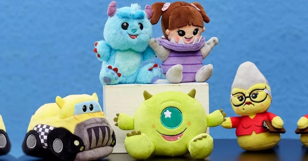 Disney Monsters Inc. Plush