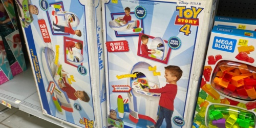 Buzz Lightyear Star Command Center Only $41.59 Shipped on Target.com (Regularly $86)