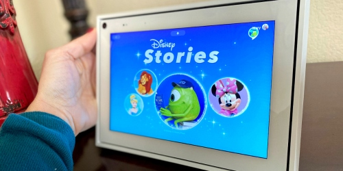 Keep Kids Entertained at Home with FREE Disney Stories & iMessage Stickers (Limited Time Only)
