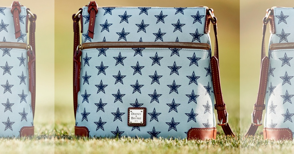 dooney & Bourke cowboys bag