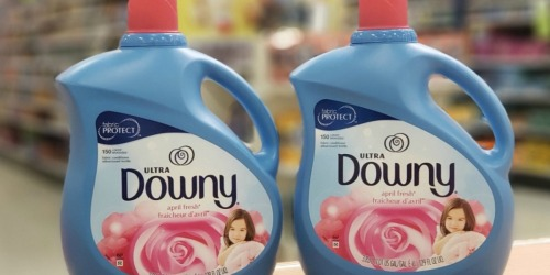 3 Large Downy Fabric Conditioners Only $17.99 After Target Gift Card (Just $5.99 Each)