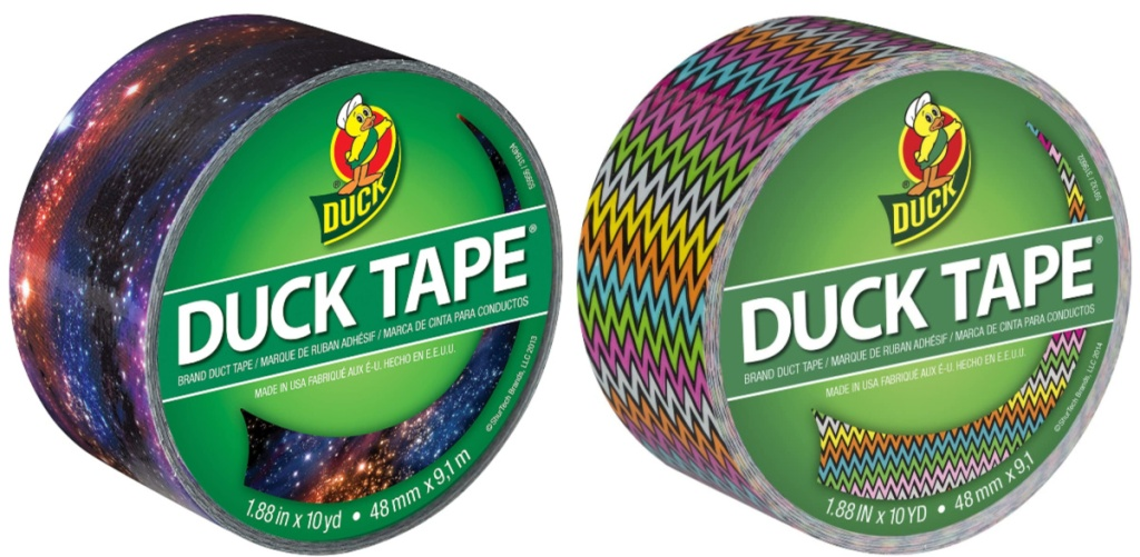 Duck Tape Prints