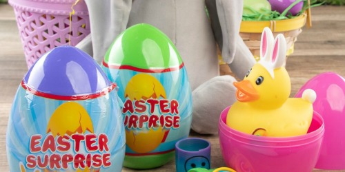 Up to 75% Off Easter Basket Stuffers | Plush Toys, Games & More