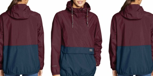 Eddie Bauer Women's Anorak Jackets Only $24.97 Shipped on Costco