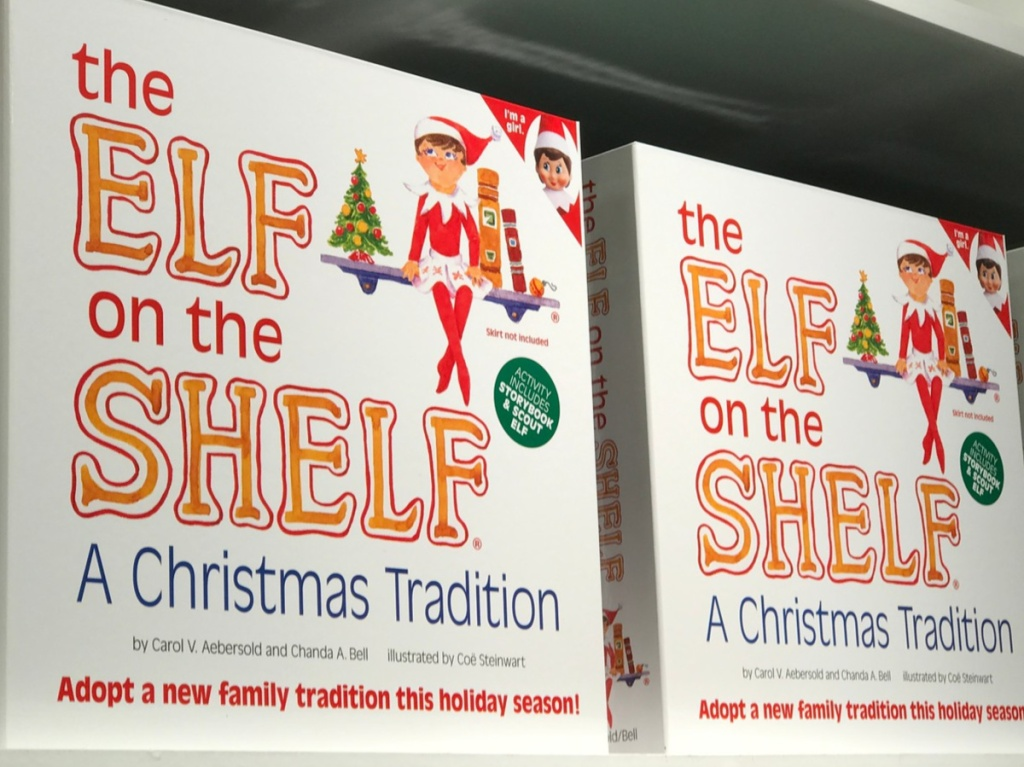 elf on the shelf boxes