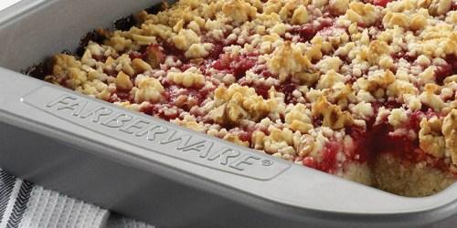 Farberware 9″ Baking Pan Only $4.81 on Walmart