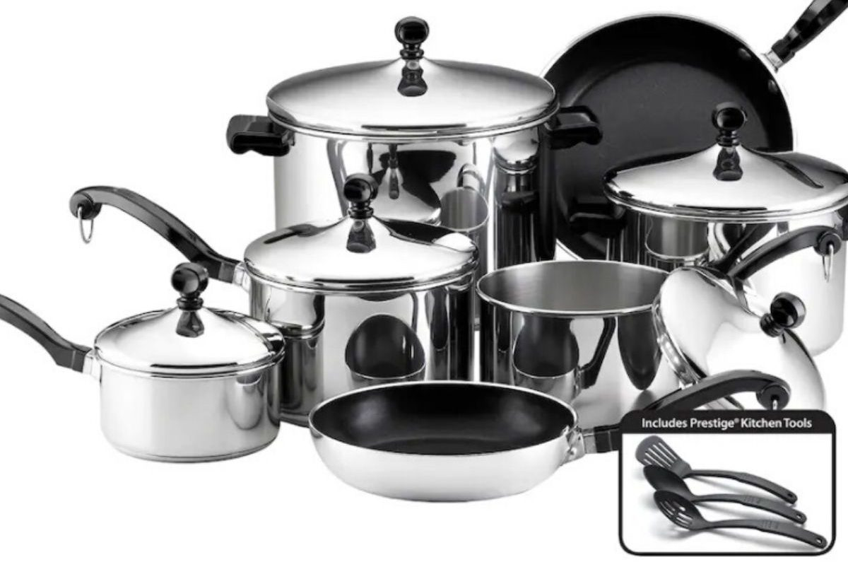 farberware cookware set