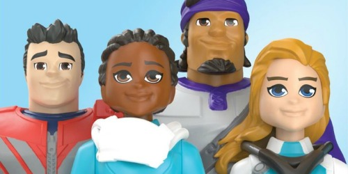 Fisher-Price Celebrates Essential Workers w/ Thank You Heroes Special Edition Figures